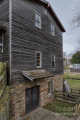 Photograph - Edwards Mill by Jennifer White