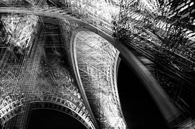 Photograph - Eiffel Tower 2 by Ana Leko Nikolic
