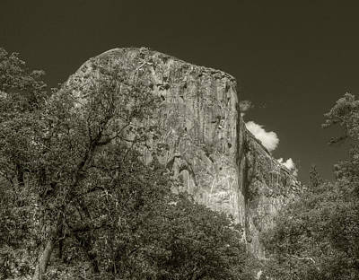 Photograph - El Capitan by Michael Kirk