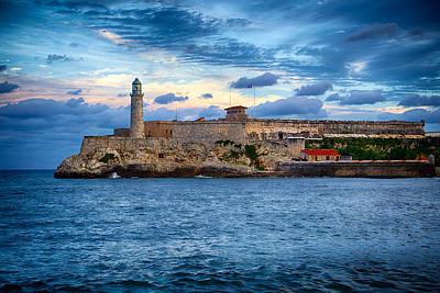 Photograph - El Morro De La Habana by Levin Rodriguez