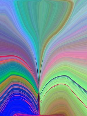 Digital Art - Elation by Tim Allen