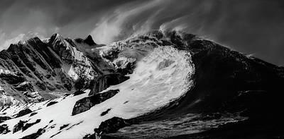 Photograph - Elements by Karsten Bergmann