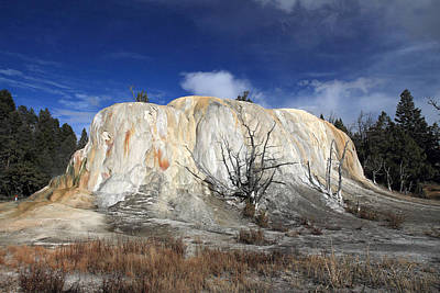 Photograph - Elephant Springs Yellowstone by Pierre Leclerc Photography