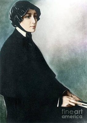 Photograph - Elizabeth Ann Seton by Granger