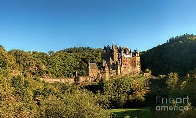 Photograph - Eltz Castle by Joerg Lingnau