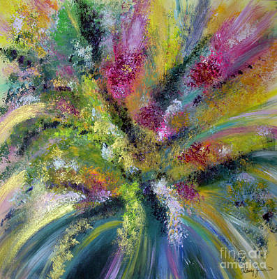 Painting - Emerge by Stacey Zimmerman