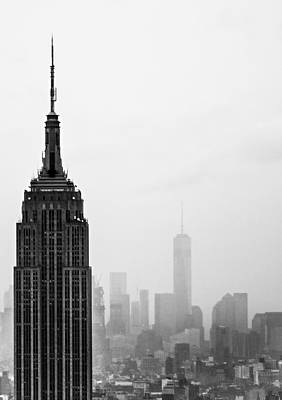 Empire State Photograph - Empire by Martin Newman