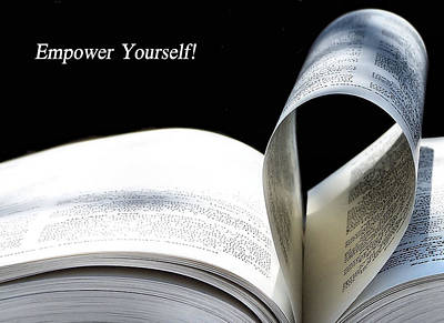 Empower Yourself Art Print by Karen Scovill