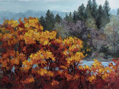 Painting - Encore by Karen Ilari