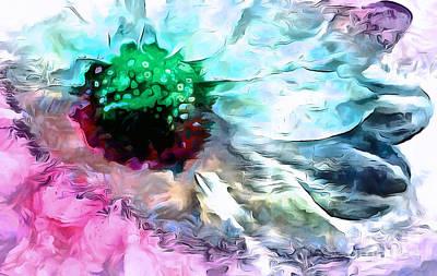 Flowers Scent Digital Art - Endless Summer by Krissy Katsimbras