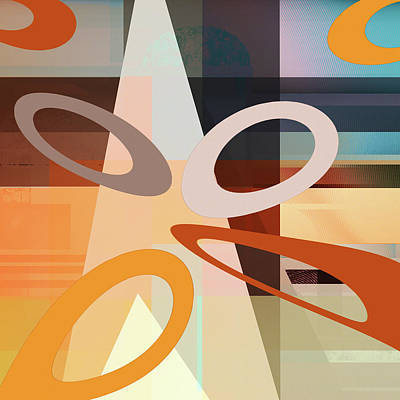 Digital Art - Energised Series by Andrew Penman