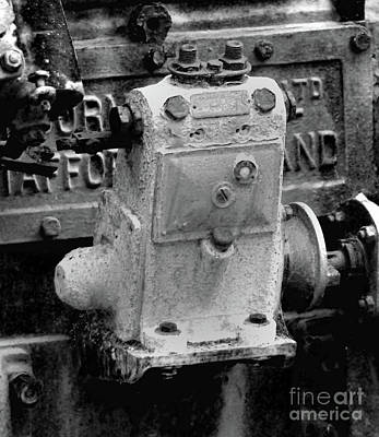 Photograph - Engine Art  by Doc Braham