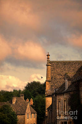 Photograph - English Village by Jill Battaglia