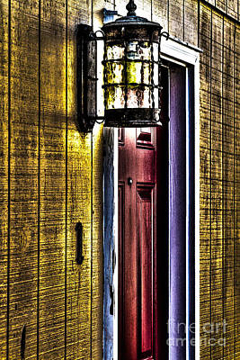 Photograph - Enter by William Norton