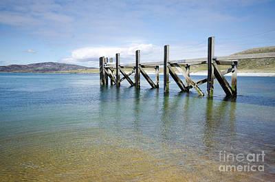 Scotland Photograph - Eriskay by Nichola Denny