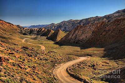 Photograph - Escalante Coxcomb by Adam Jewell
