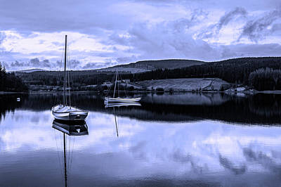 Photograph - Evening Reflections by Danny Moore