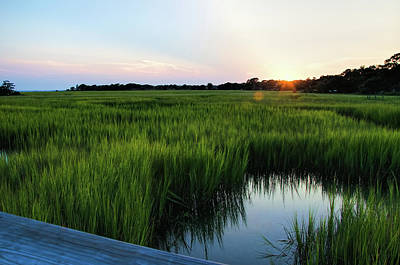 Photograph - Eventide by Ed Waldrop