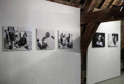 Photograph - Exhibit by Michel Verhoef