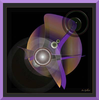 Digital Art - Explorer by Iris Gelbart