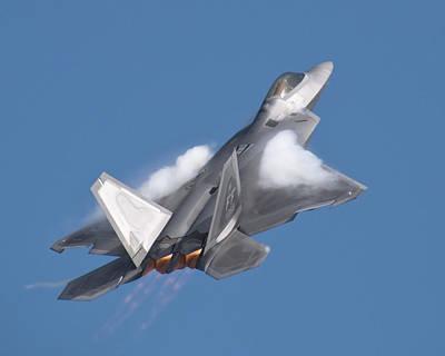 F-22 Raptor Art Print