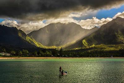 Photograph - Facing The Storm by Robert FERD Frank