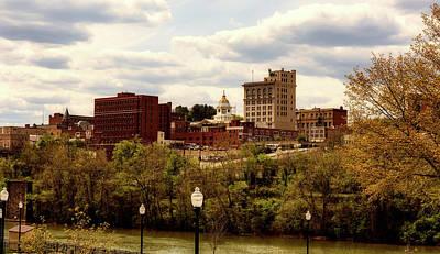 Photograph - Fairmont West Virginia by L O C