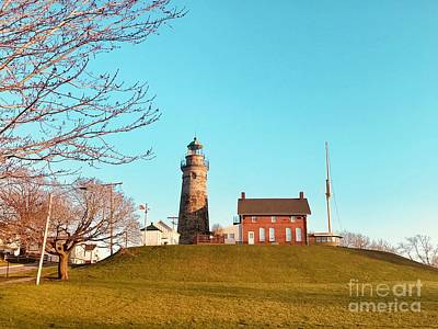 Photograph - Fairport Harbor Lighthouse  by Michael Krek