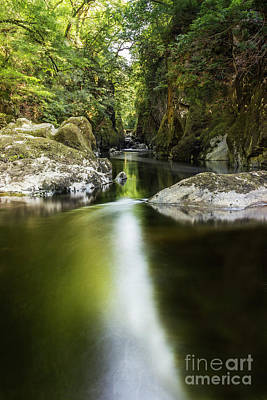 Photograph - Fairy Glen by Ian Mitchell