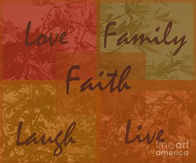Digital Art - Faith by Kirt Tisdale