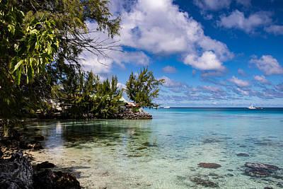 Photograph - Fakarava, French Polynesia by Martin Naugher