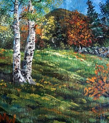 Painting - Fall by Megan Walsh