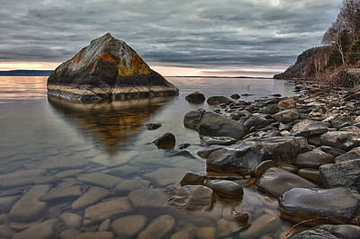 Voyageurs Photograph - Fallen by Jakub Sisak