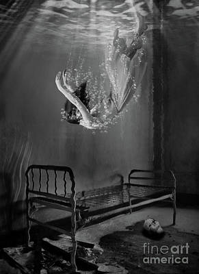 Photograph - Falling To Sleep by Juli Scalzi
