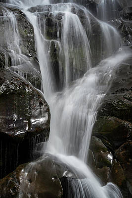 Photograph - Falling Water by Cathie Crow