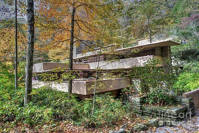 Photograph - Fallingwater Fall - 4 by David Bearden