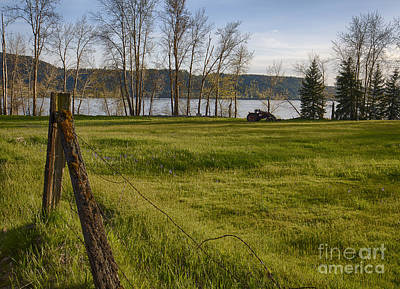 Photograph - Farm Scene by Idaho Scenic Images Linda Lantzy