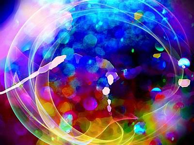 Etc. Mixed Media - Feeling by HollyWood Creation By linda zanini