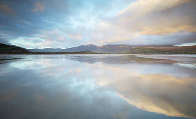 Photograph - Fermoyle Beach, County Kerry Ireland by Peter McCabe
