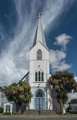 Photograph - Ferndale Church by Greg Nyquist