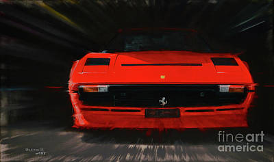 Ferrari 208 Gtb Turbo. Original
