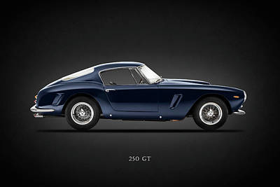 Photograph - Ferrari 250 Gt by Mark Rogan