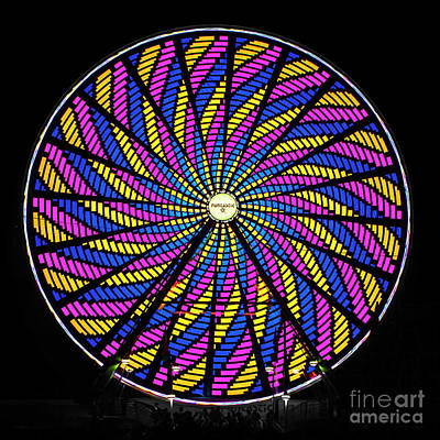 Photograph - Ferris Wheel  by Sonya Lang