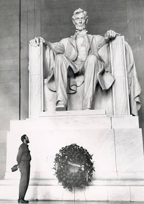 Dictator Photograph - Fidel Castro, Cuban Prime Minister by Everett