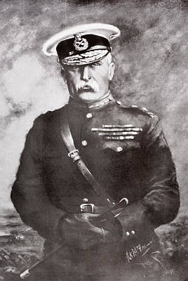 Field Marshal John Denton Pinkstone Art Print by Vintage Design Pics