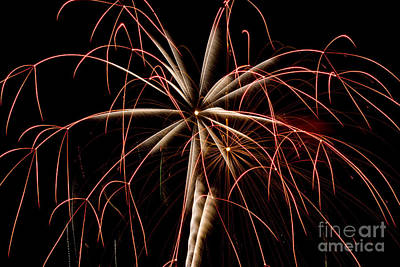 Photograph - Fireworks 2016 by Tara Lynn