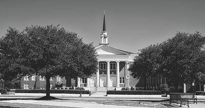 Photograph - First Baptist Church - Orangeburg, South Carolina by Library Of Congress