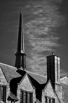 Photograph - First Presbyterian by Patrick M Lynch