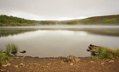 Photograph - Fish Lake by Kunal Mehra
