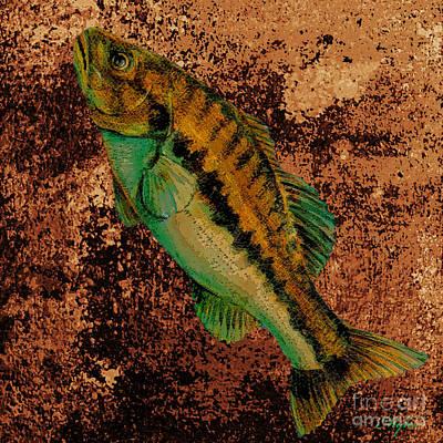 Painting - Fish by Saundra Myles